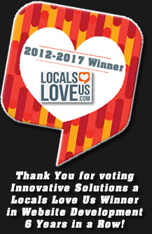 Locals Love Us | Award winner in Website Development for Waco, Texas!