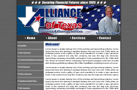 Alliance of Texas - Waco, Texas