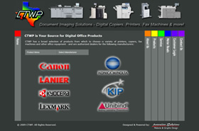 CTWP | Document Imaging Solutions - Waco, Texas