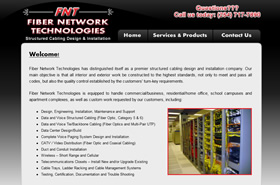 Fiber Network Technologies - Waco, Texas