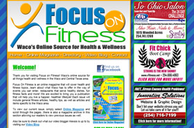 Focus on Fitness Online Magazine - Waco, Texas