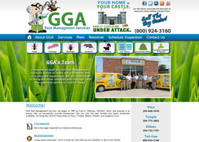 GGA Pest Management Services - Central Texas