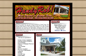 Handy Rob - Waco, Texas