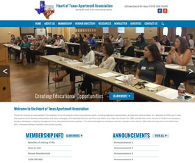 Heart of Texas Apartment Association - Waco, Texas