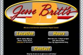 Jesse Britt's Disount Brake & Alignment - Waco, Texas