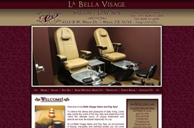 La Bella Visage Salon & Day Spa | Waco, Texas