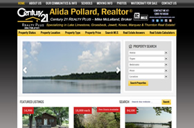 Alida Pollard, Realtor - Lake Limestone Real Estate