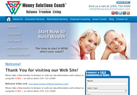 Money Solutions Coach - Waco, Texas