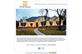 Peavy Homes - Waco, Texas