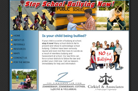 Stop School Bullying Now