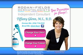 Tiffany Glenn - Rodan & Fields Dermatologists Independent Consultant