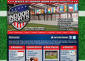 Waco Indoor Sports Center - Waco, Texas