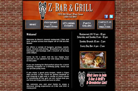 Z-Bar & Grill | Waco, Texas